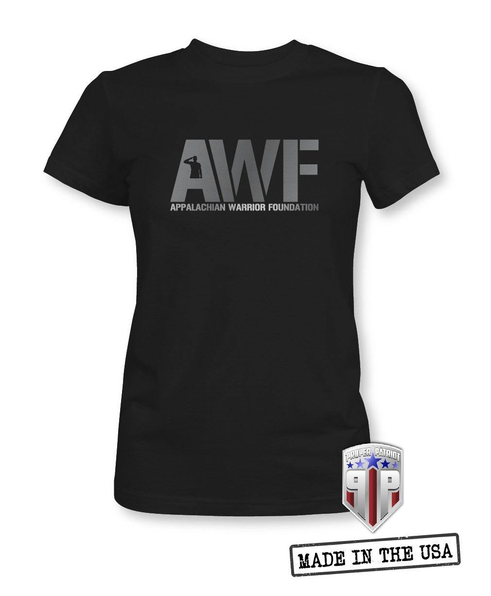 Appalachian Warrior - Foundation Support Logo - Women's Shirt