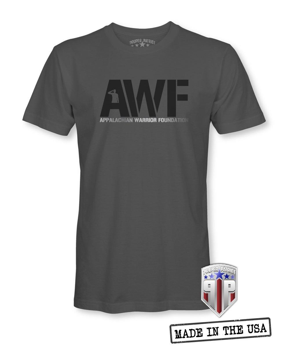 Appalachian Warrior - Foundation Support Logo - Men's Shirt
