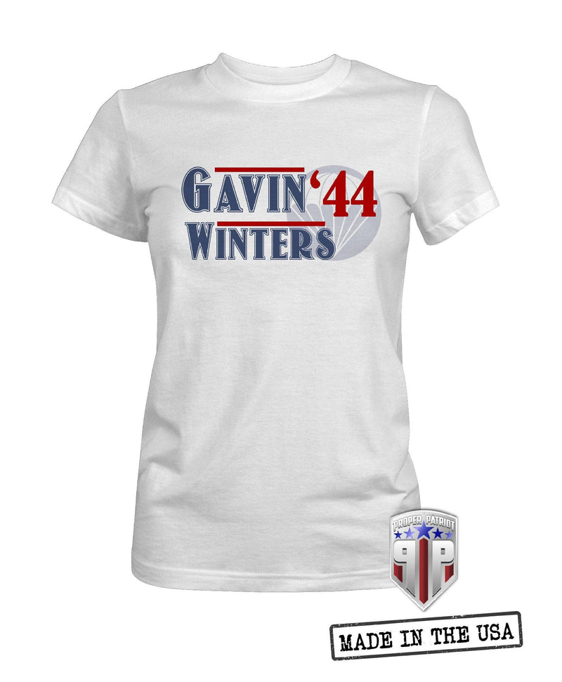 Gavin Winters 44 - Little Groups of Paratroopers - Women's Shirt