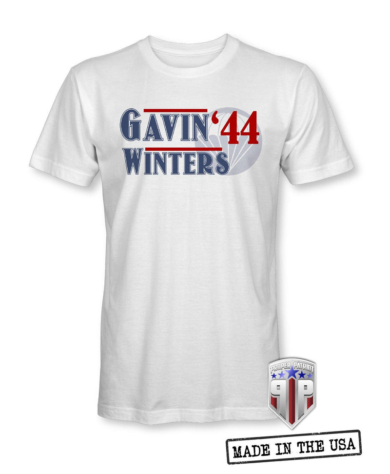 Gavin Winters 44 - Little Groups of Paratroopers - Men's Shirt