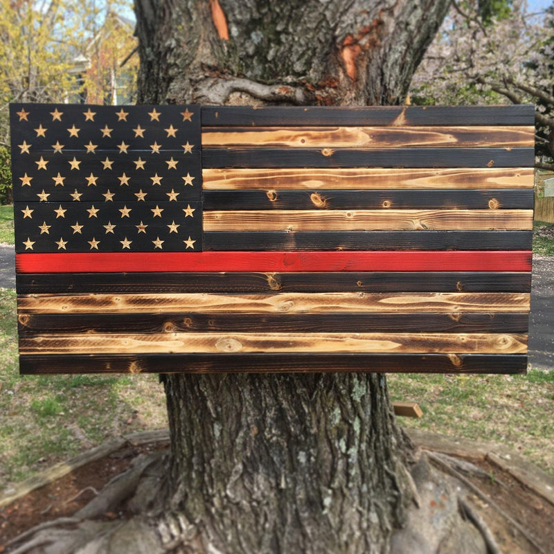 Rustic Patriotic Flag Collections - American - Betsy - Thin Lines! Free Shipping!!