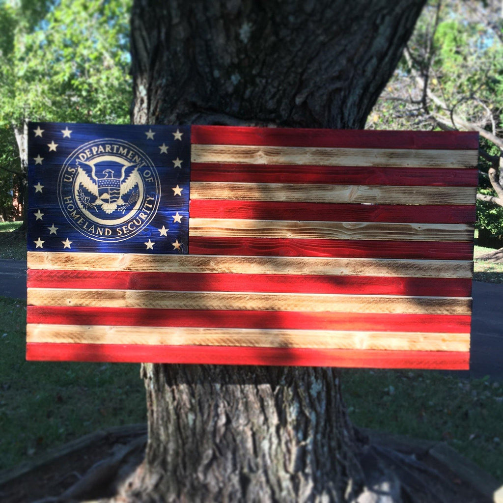 Rustic Patriotic Flag Collections - Custom Made! Free Shipping!!