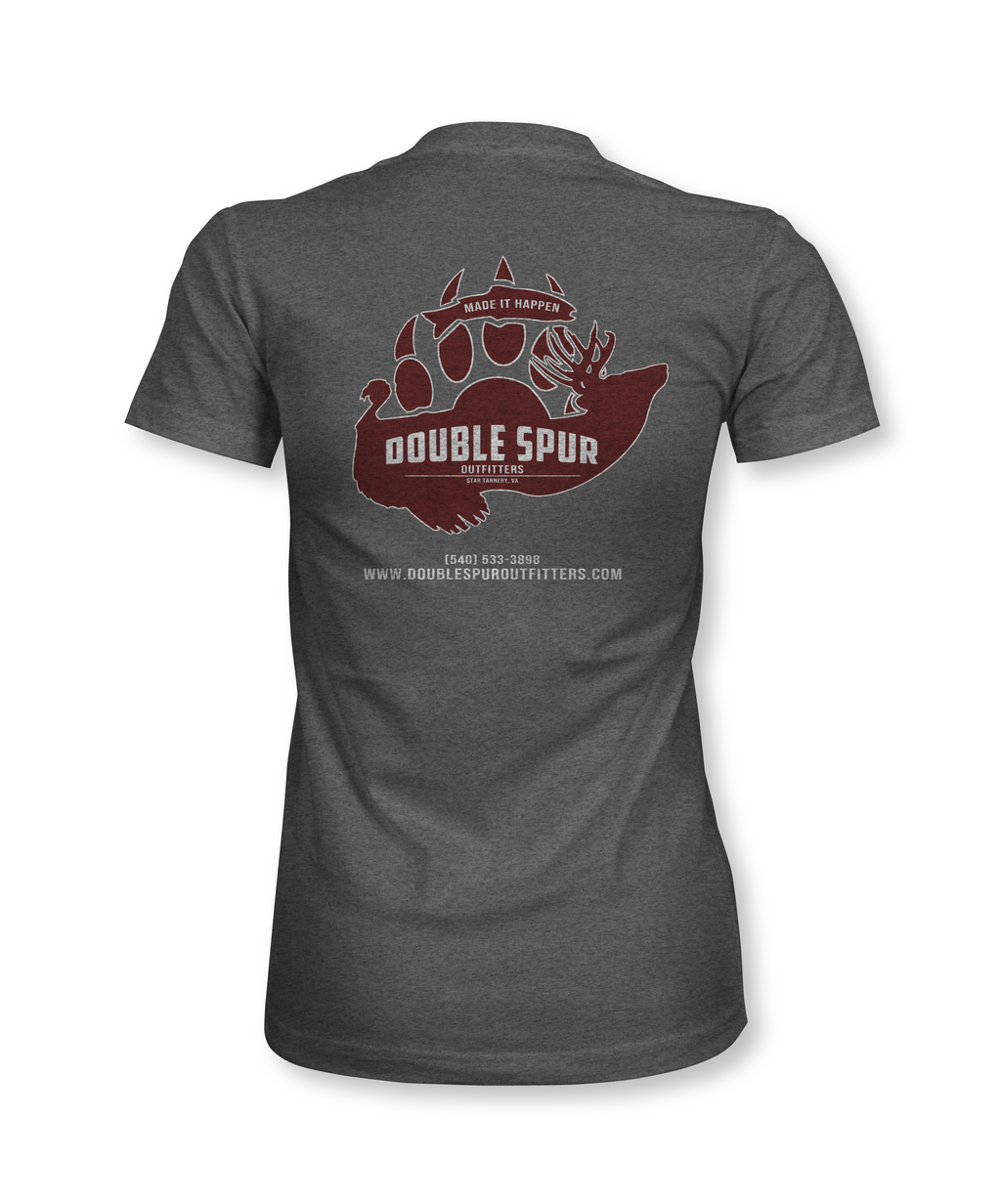Double Spur Outfitters Solid - Custom - Women's Shirt - Proper Patriot
