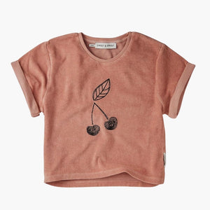 T-Shirt Eponge Cherry