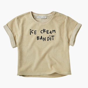 T-Shirt Eponge Ice Cream Bandit