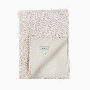 Couverture Teddy Chalk Pink