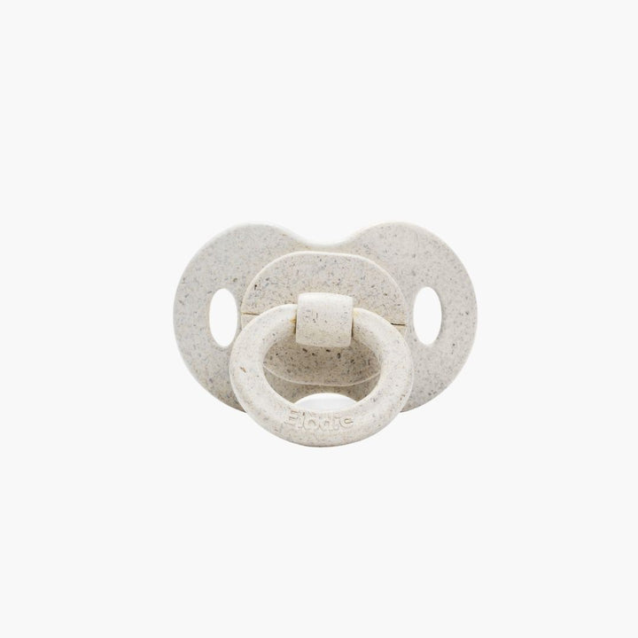 Bamboo pacifier Lily White