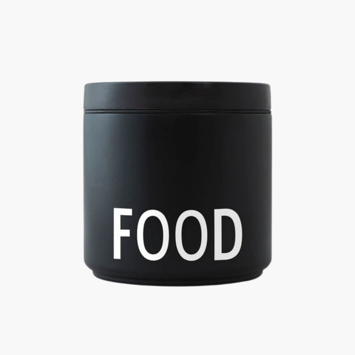 Lunch Box Isotherme Food Black