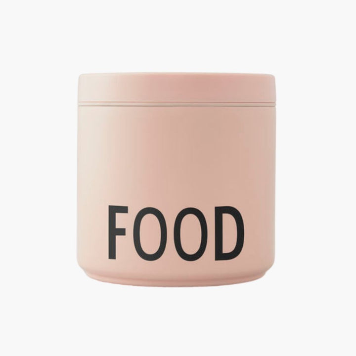Lunch Box Isotherme Food Pink