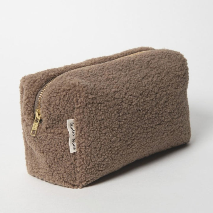 Trousse Chunky Teddy Brown