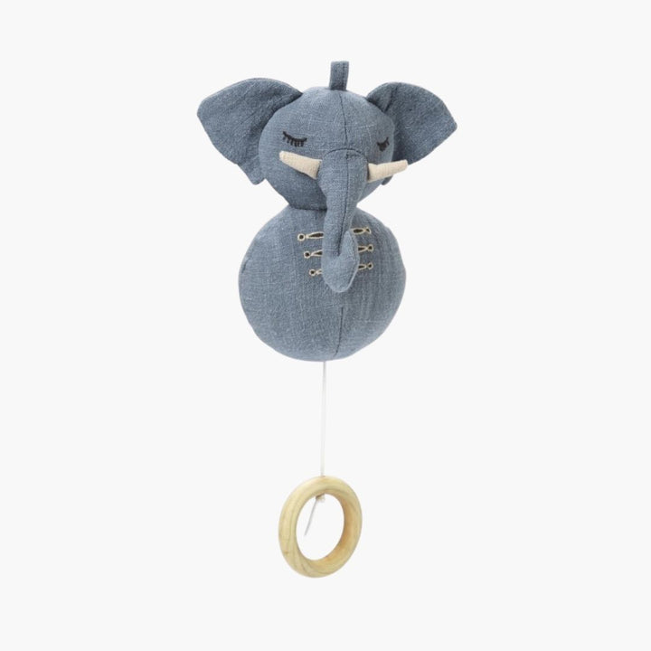 Mobile Musical Elephant