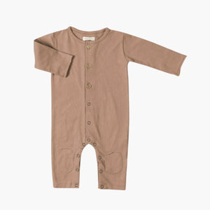 Newborn Nut jumpsuit