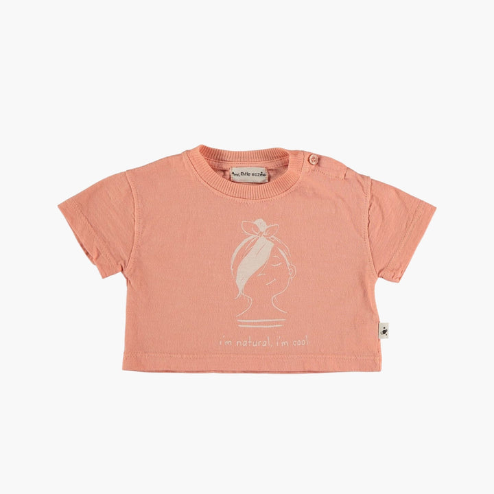 Girl Peach T-Shirt