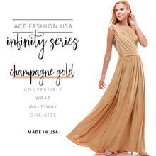 Load image into Gallery viewer, Infinity Series: Bridesmaid Dresses - 1st Collection
