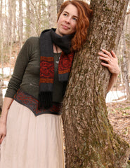Nora Fox in the Forest
