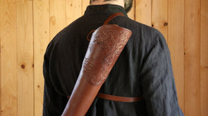 Archery Quiver Pattern