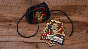 Harry Potter Badges and Pouches