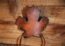 Load image into Gallery viewer, Maple Leaf Cuff
