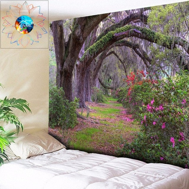 Wishing Trees 3D Print Tapestry