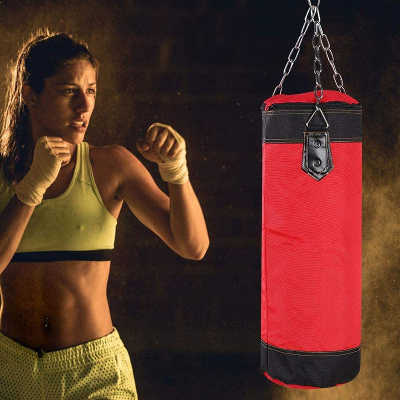 FITNESS HEAVY TRAINING PUNCHING BAG
