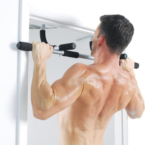 Hanging Pull-Up Bar - At Home Gym Workout - Shoppybay.com