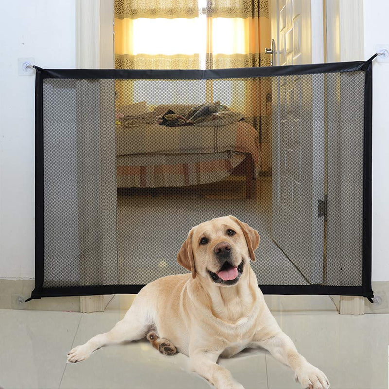 Mesh Portable Baby Safety Gate - ShoppyBay.com