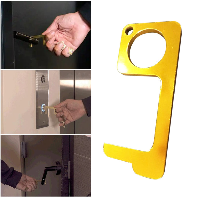 Contactless Safety Key Door Opener - Shoppybay.com