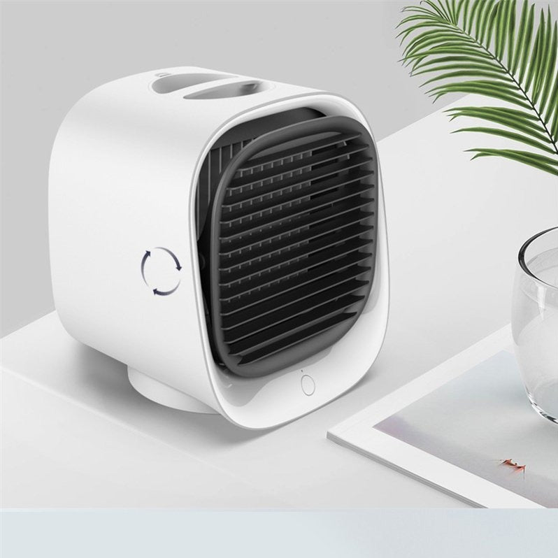 SMALL PORTABLE COOLING AIR CONDITIONER