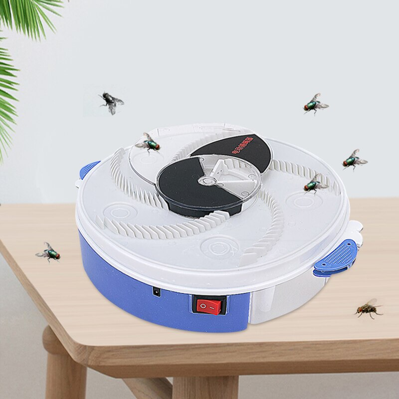 Automatic Electric Fly Trap Device | Keep Flies & Pests Away - shoppybay.com