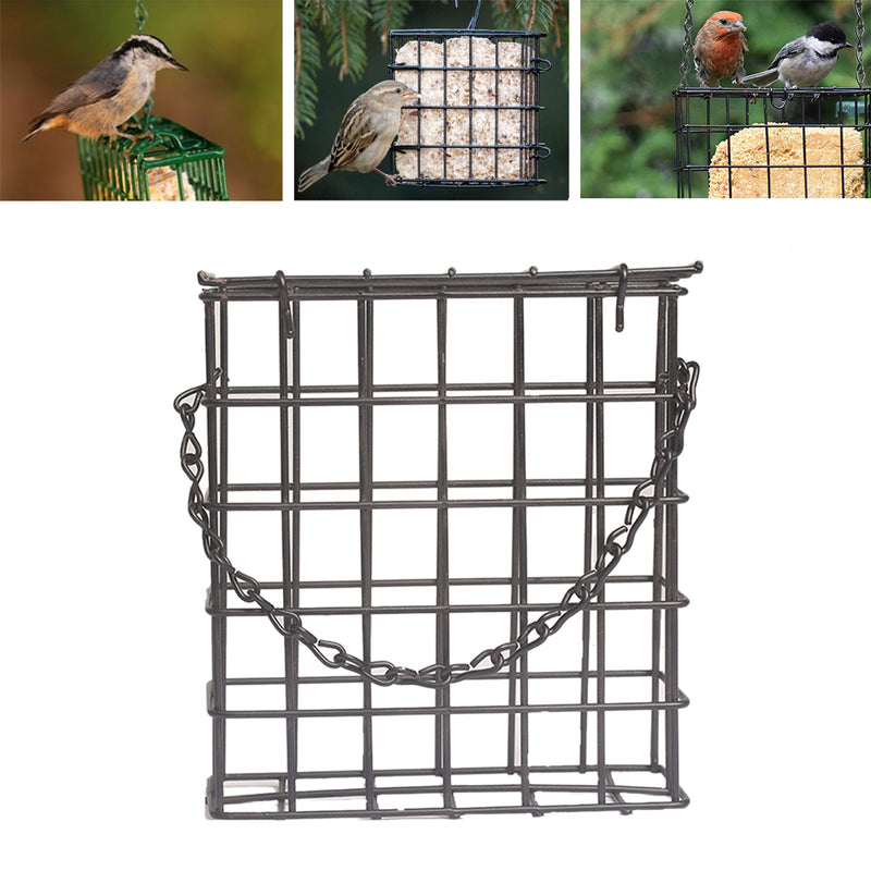 Bird Food Feeder Suet Container - ShoppyBay.com