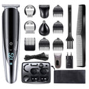 Electric Hair Trimmer Kit - Cut Hair At Home - Shoppybay.com