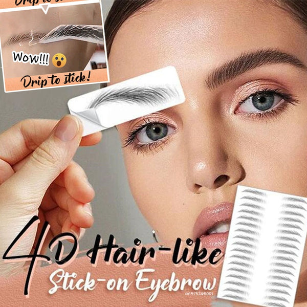 4D Imitation Eyebrow Tattoo  - Shoppybay.com