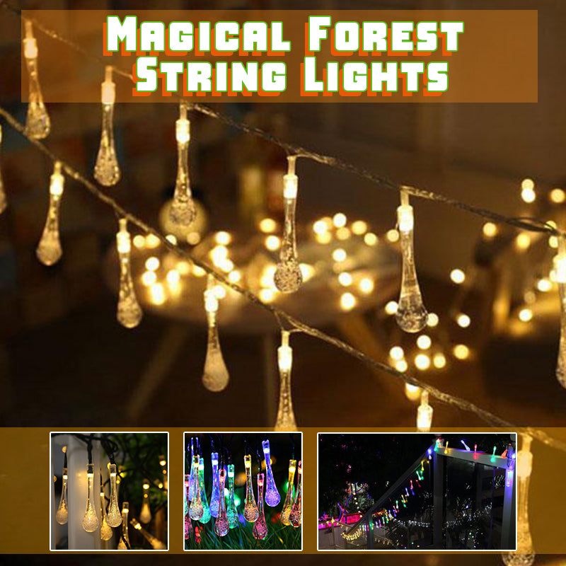 Magical Forest String Lights - ShoppyBay.com