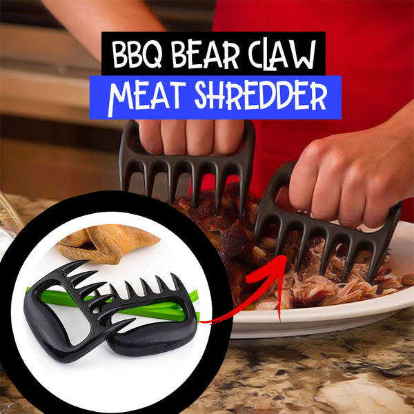 BBQ Bear Claw Meat Shredder - ShoppyBay.com