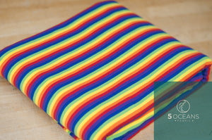 Rainbow Yarn Dyed Stripe