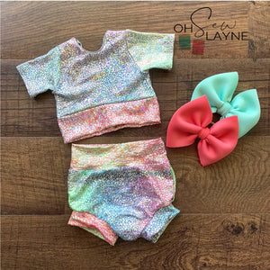 Unicorn Textured Set
