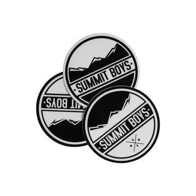 Summit Boys Sticker Pack