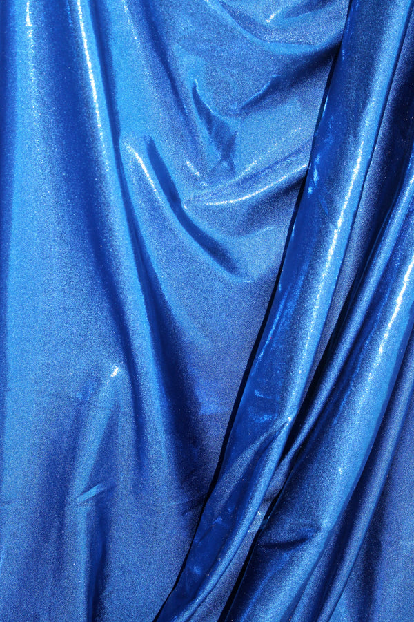 Royal Blue Mystique Spandex