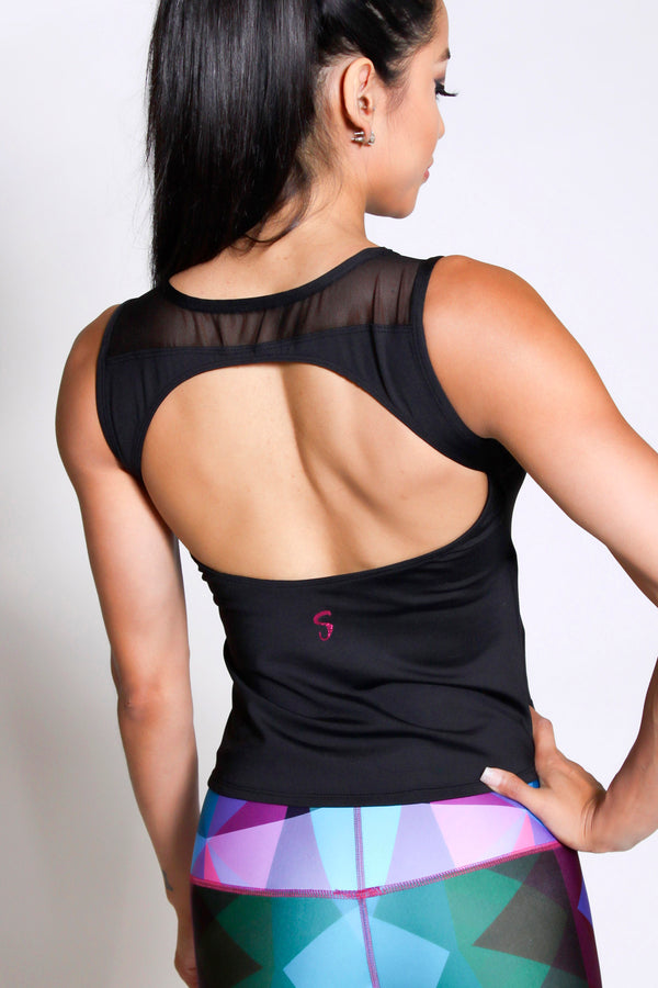 Commit Backless Top