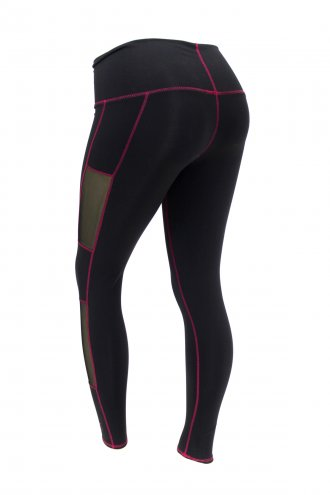 Pink Lift---Run---Love Leggings