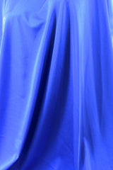 Royal Blue Satin Spandex