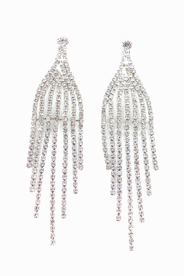 Draping Lines Earrings