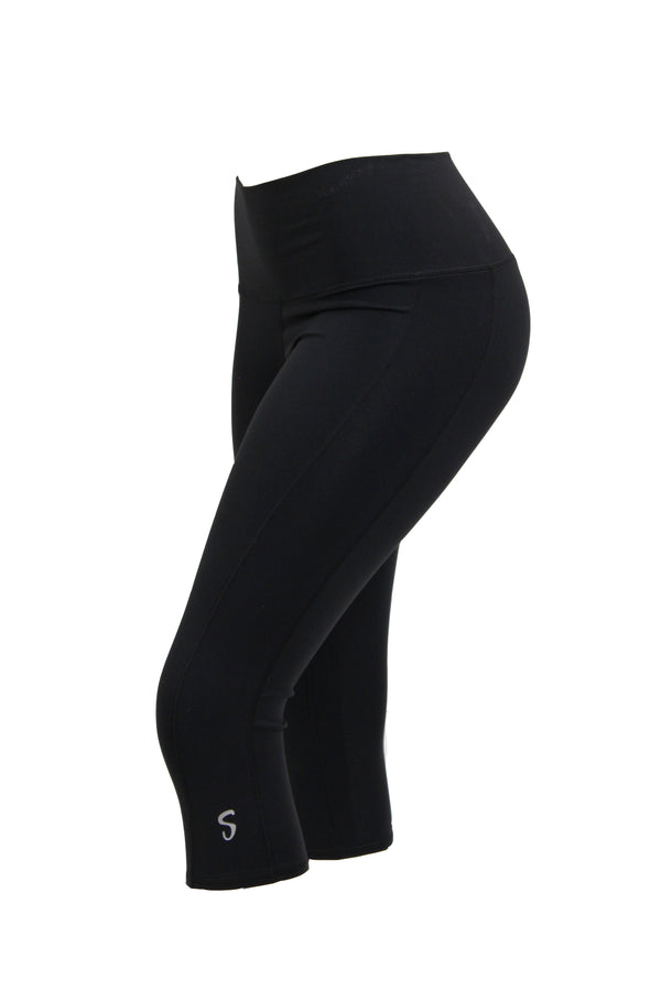 Lift-Run-Love Crop Leggings