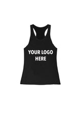 Custom Logo A-line Tank Top