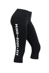 Mind-Body-Fit Crop Leggings