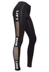 Lift-Run-Love Leggings