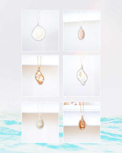 Land + Sea Jewelry