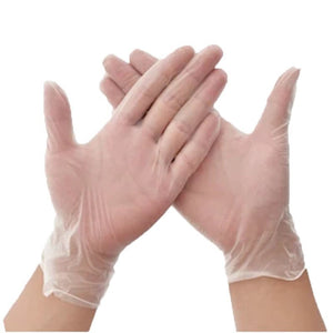 Latex Gloves (100 pieces)