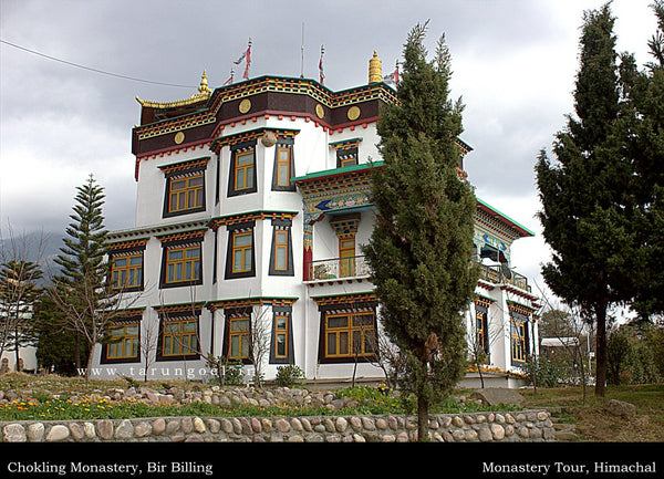 Bir Billing Monasteries