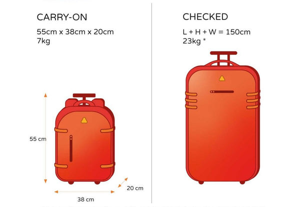 Flight Baggage Allowance